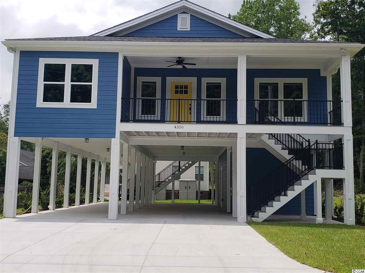 Detached MLS:1814359   4350 Bayshore Drive Little River SC