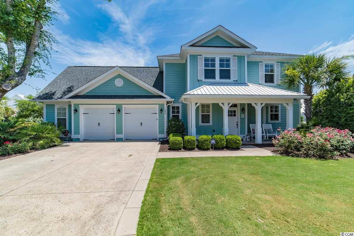 Detached with HPR MLS:1814362   404 Banyan Place North Myrtle Beach SC