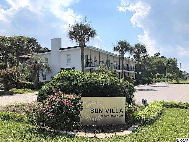 Townhouse MLS:1814364 Sun Villa Private Residences  6707 N Ocean Blvd. Myrtle Beach SC