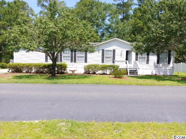 Manufactured Leased Land MLS:1814384   1034 Palm Drive Conway SC