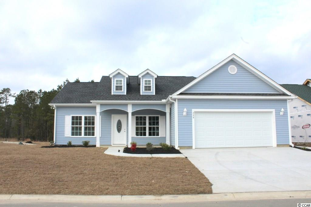 Detached MLS:1814388   248 Cupola Dr. Longs SC