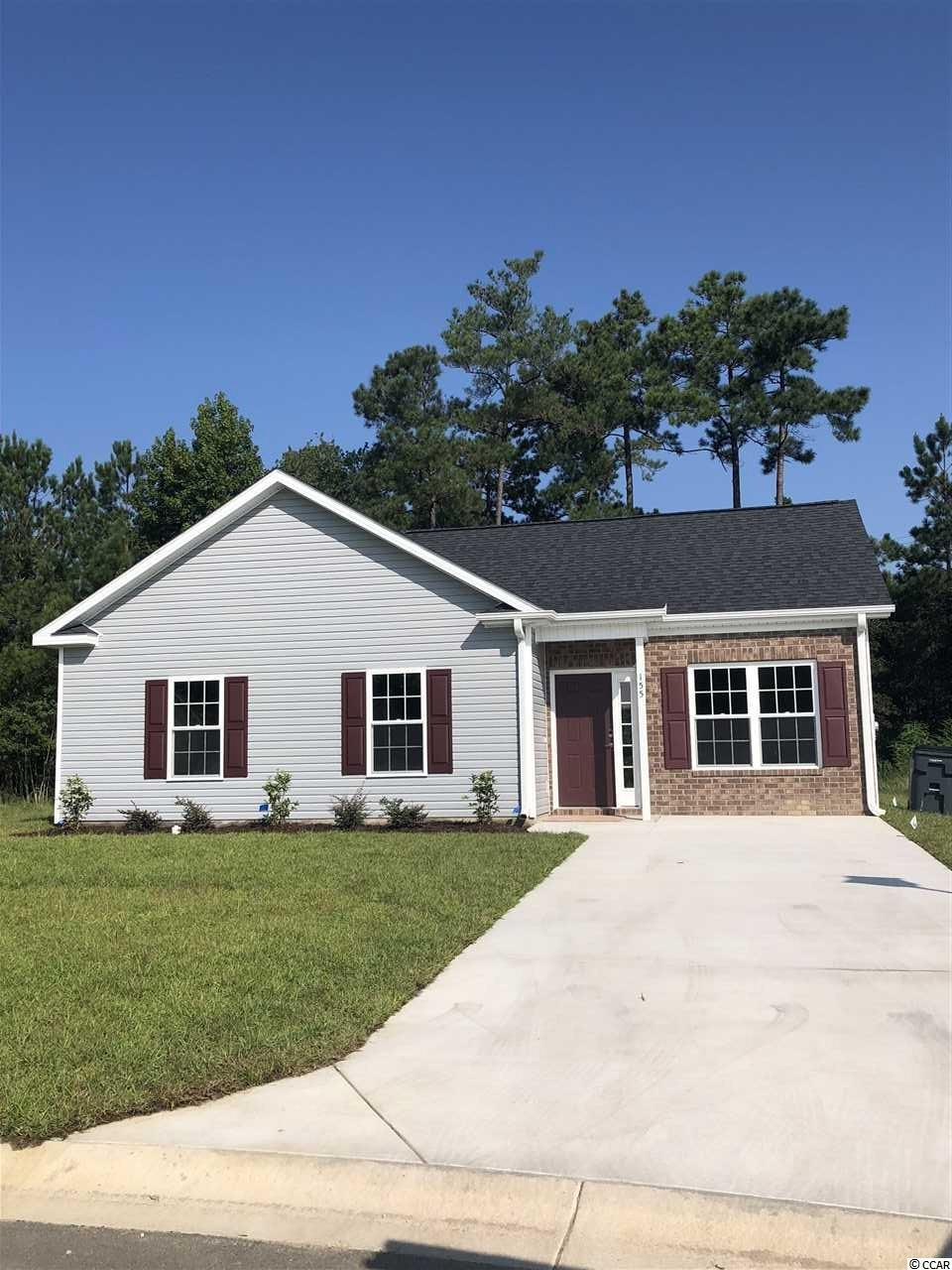Detached MLS:1814403   155 Fountain Pointe Lane Myrtle Beach SC