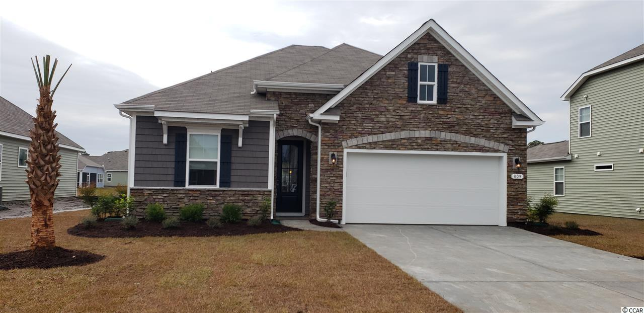 Detached MLS:1814417   809 Atlantic Commons Dr. Surfside Beach SC