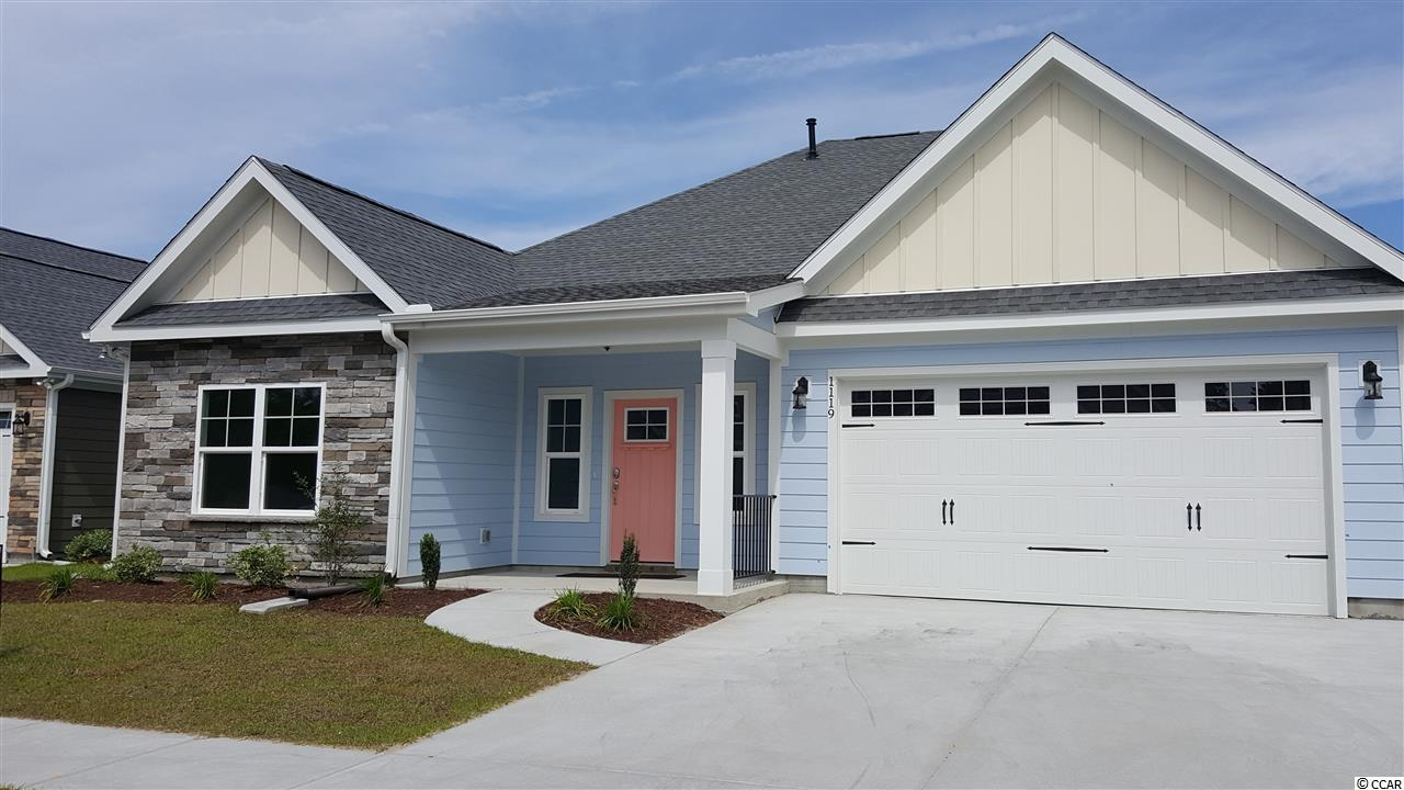 Detached MLS:1814424   1119 Doubloon Drive North Myrtle Beach SC