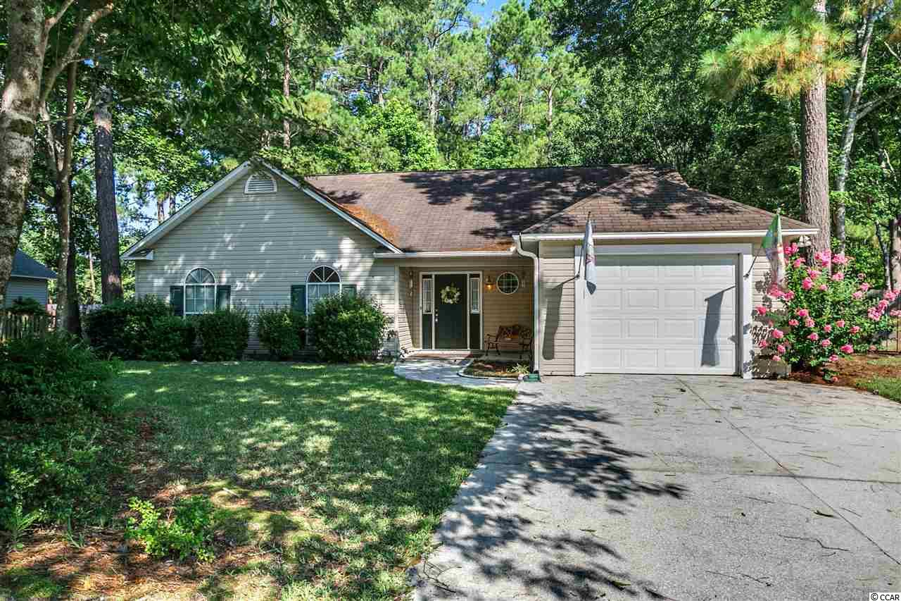 Detached MLS:1814436   415 Ashwood Lane Myrtle Beach SC