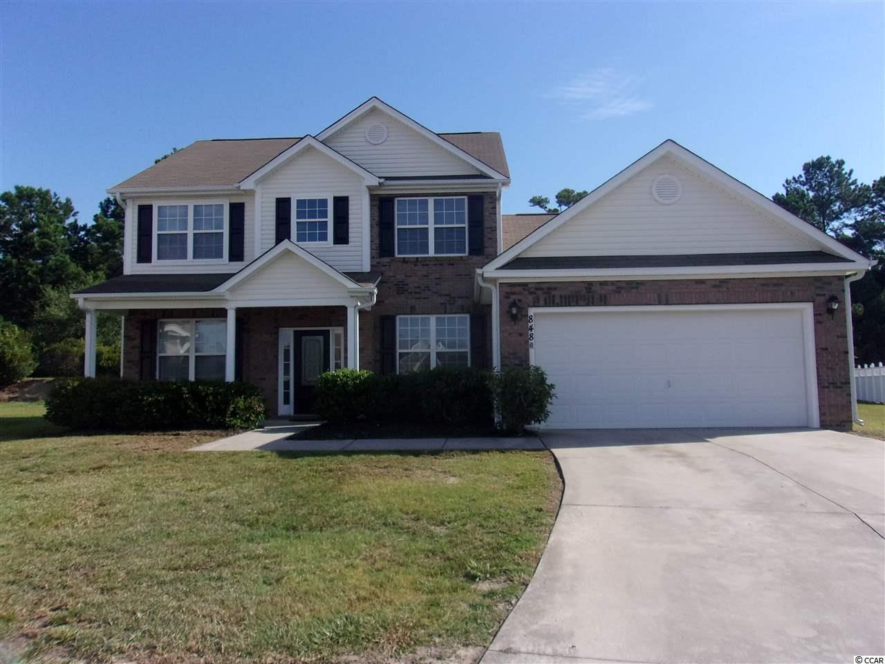 Detached MLS:1814472   848 Indian Wood Lane Myrtle Beach SC