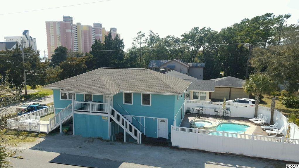 Detached MLS:1814482   401 S 25th Avenue North Myrtle Beach SC