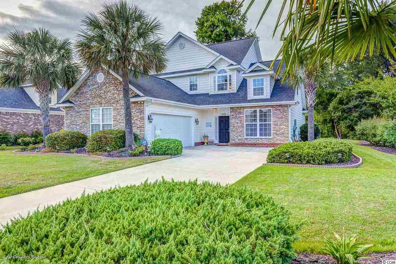 Detached MLS:1814487   9110 Abingdon Dr. Myrtle Beach SC