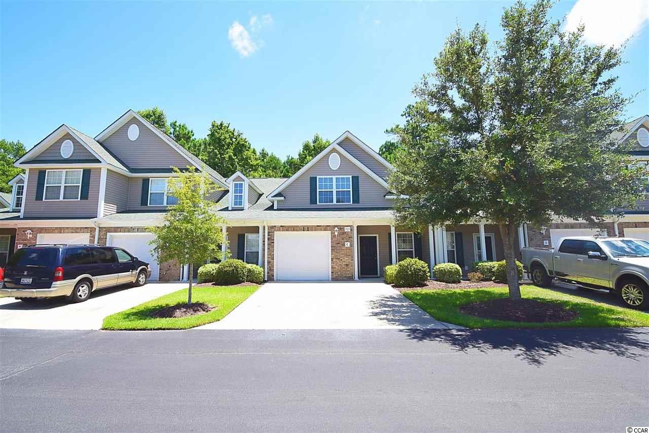 Townhouse MLS:1814495 Park West - Murrells Inlet  721 Painted Bunting Dr. Murrells Inlet SC