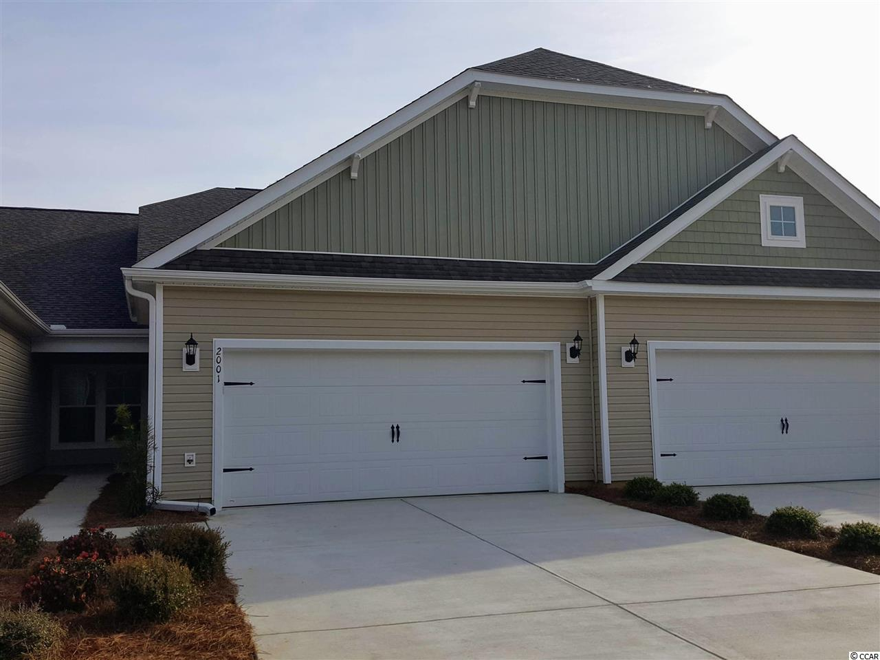 Condo MLS:1814496 Palm Lakes Garden Homes  2001-B Willow Run Drive Little River SC