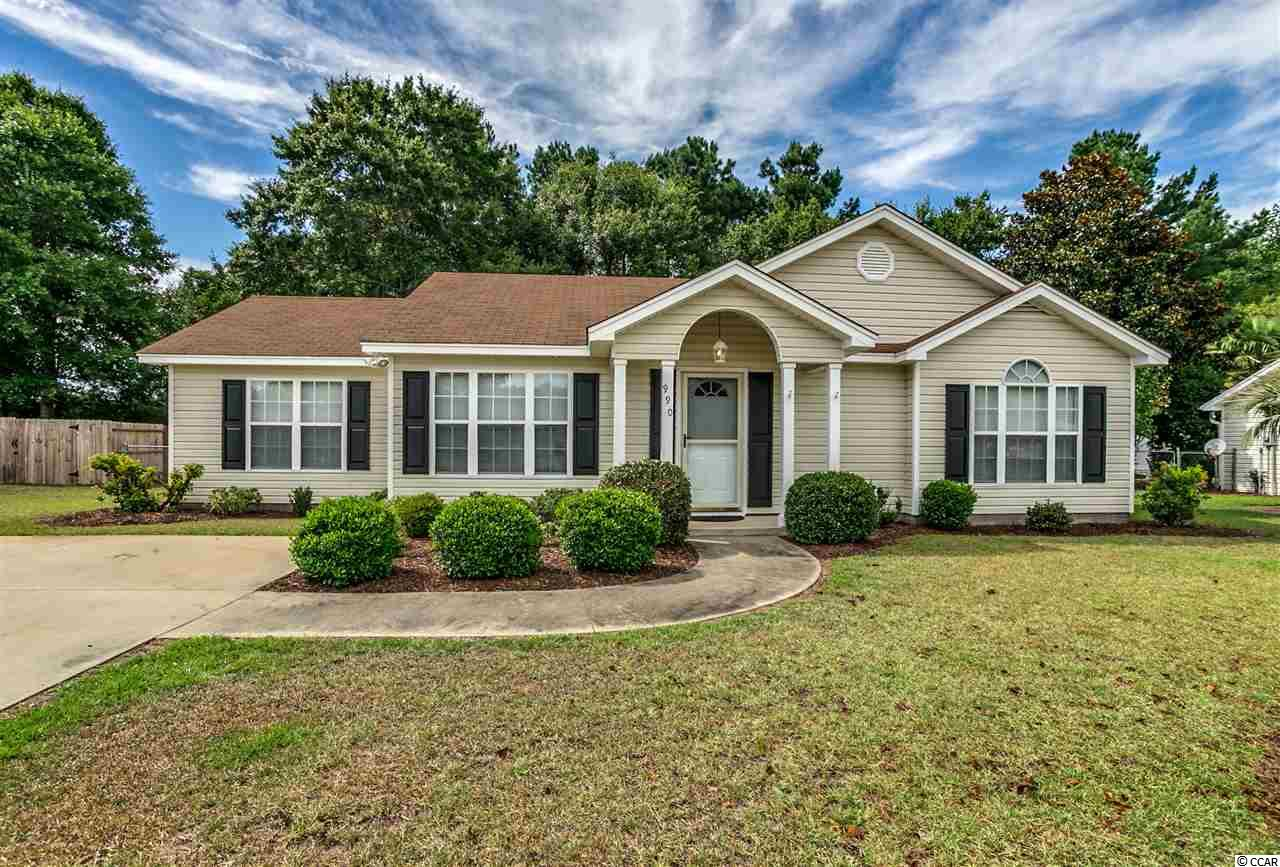 Detached MLS:1814506   990 Chateau Drive Conway SC