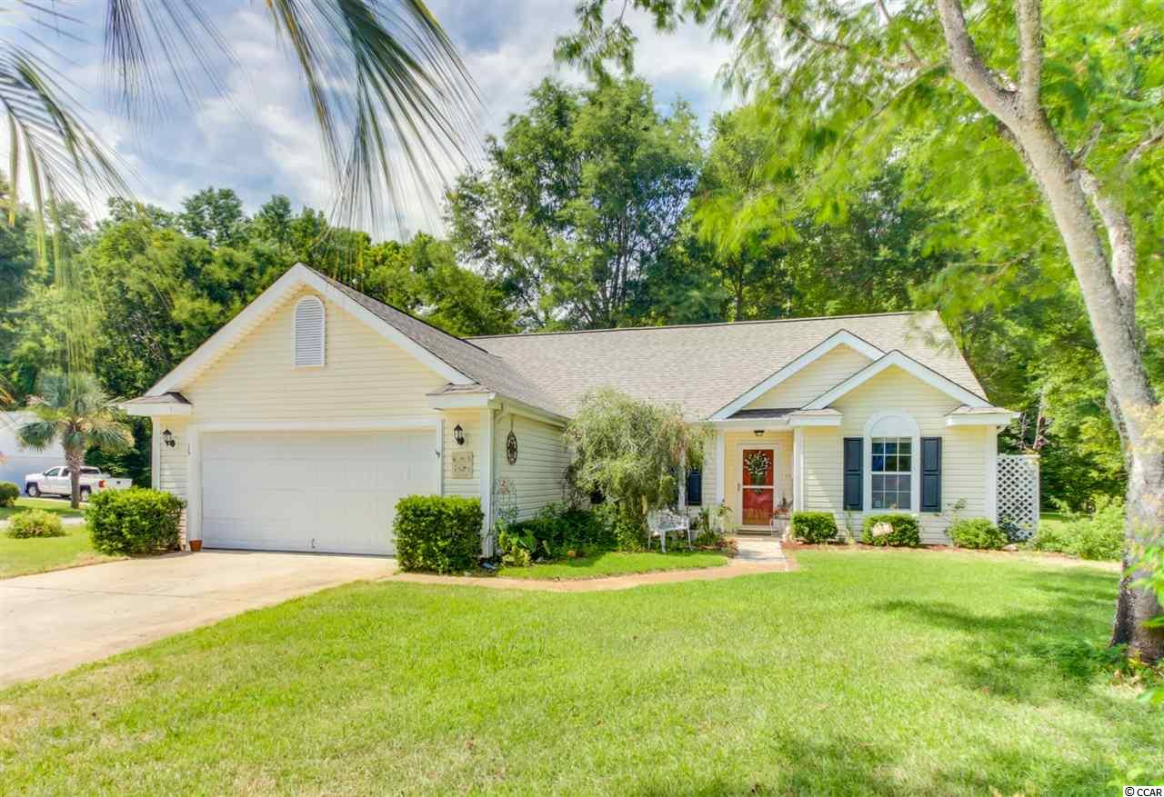 Detached MLS:1814522   15 Safe Harbor Ave. Pawleys Island SC