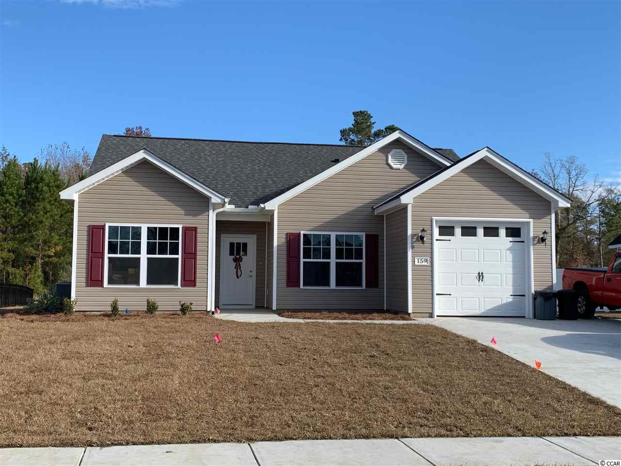 Detached MLS:1814547   159 Springtide Drive Conway SC