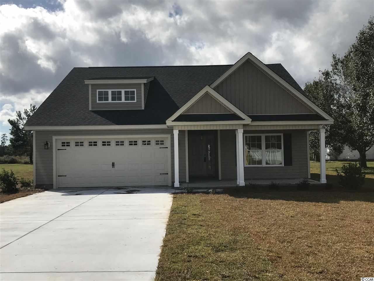 Detached MLS:1814550   556 Fox Chase Drive Conway SC