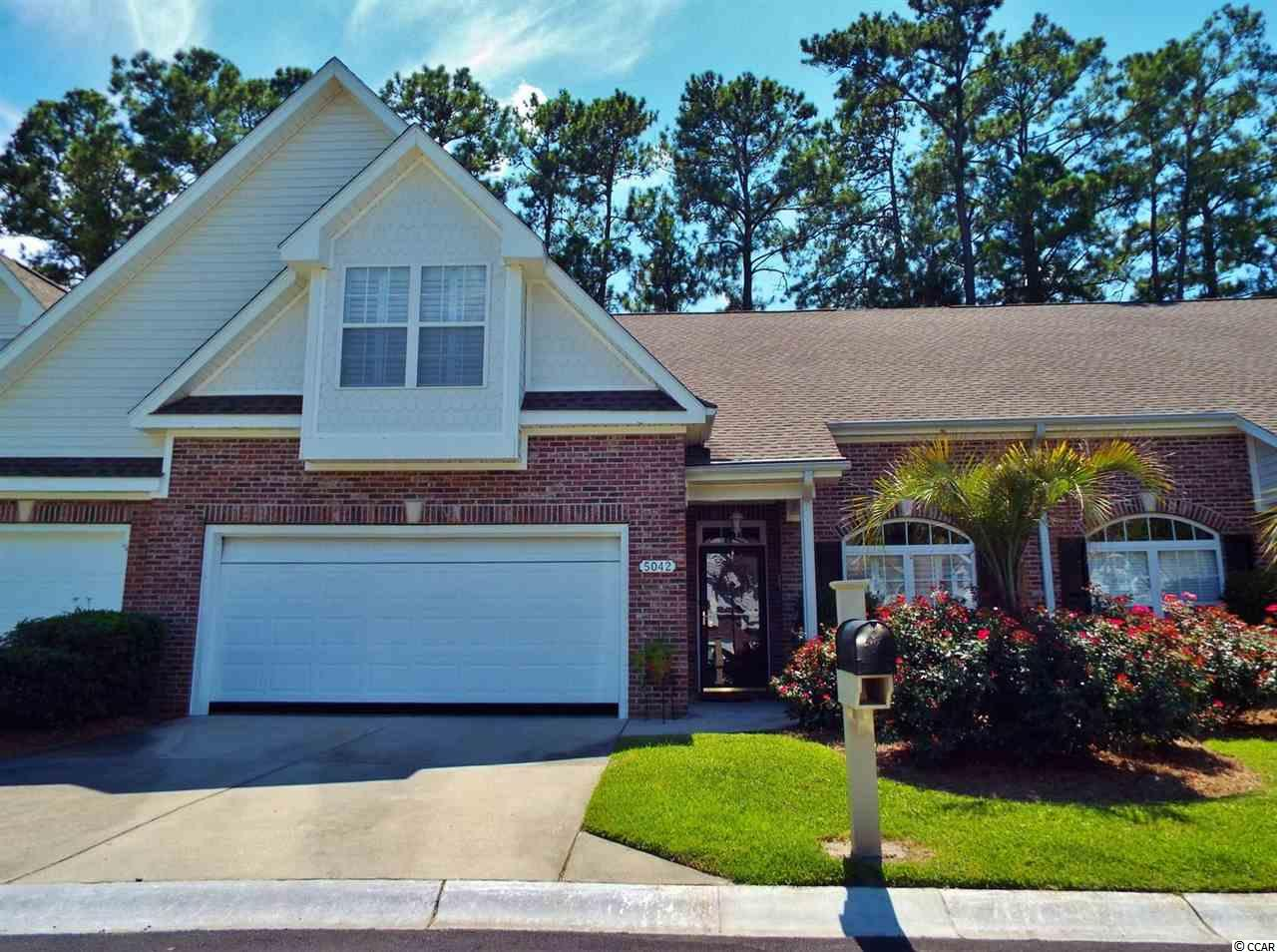 Townhouse MLS:1814563 SHADOWBROOKE  5042 Forsythia Circle Murrells Inlet SC