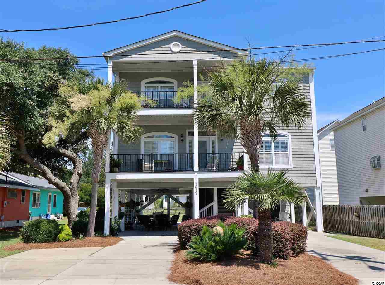 Detached MLS:1814603   1612 Holly Dr. North Myrtle Beach SC