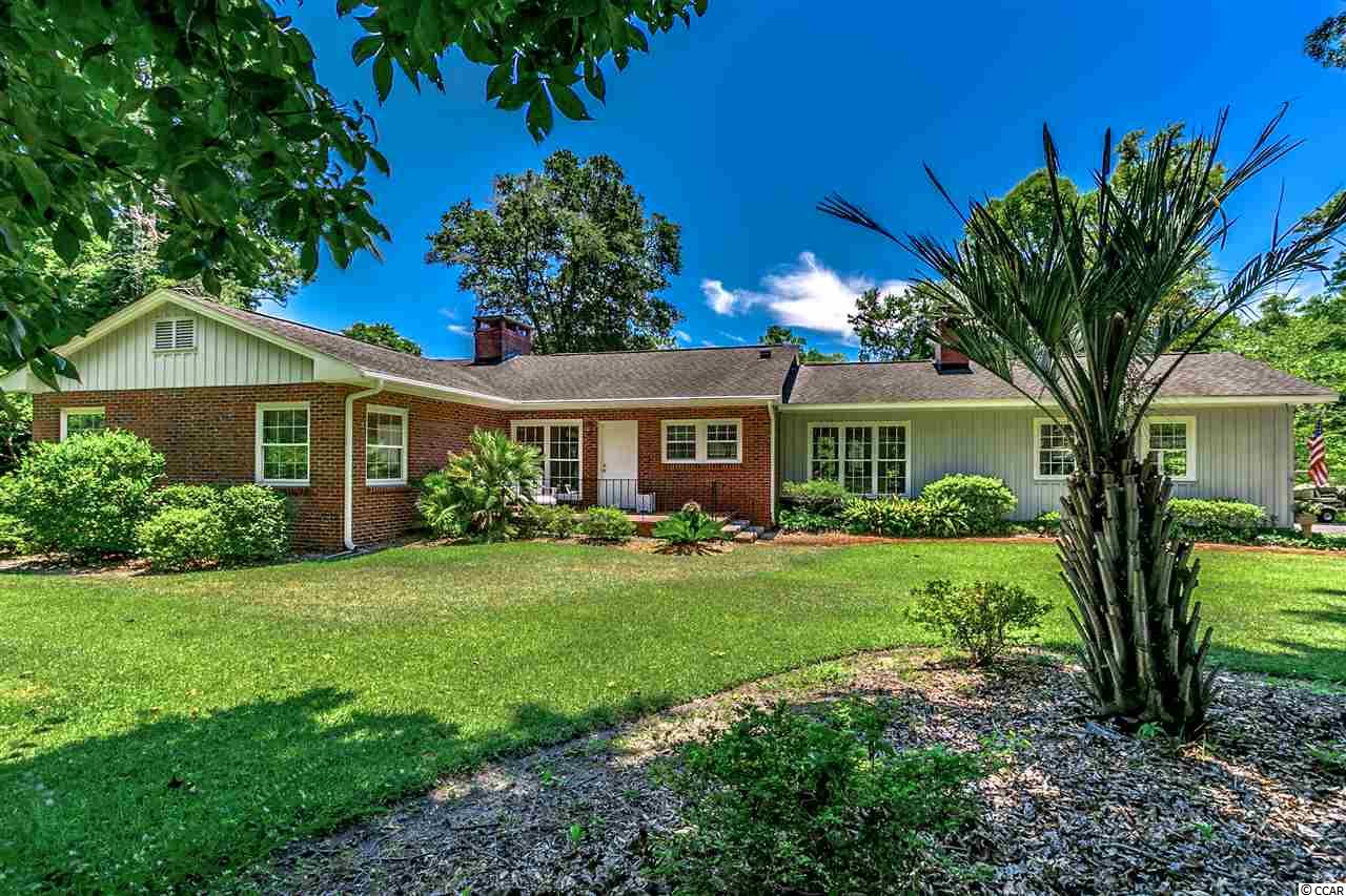 Detached MLS:1814604   224 Live Oak Ln. Myrtle Beach SC