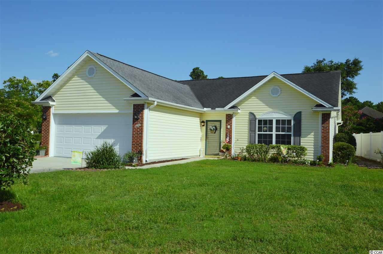 Detached MLS:1814681   2488 Burning Tree Lane Little River SC