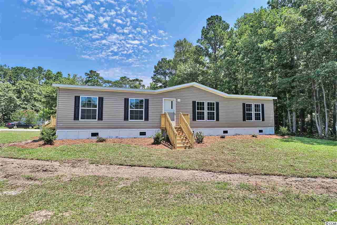 Manufactured with Land MLS:1814687   18 Majors Ct. Pawleys Island SC