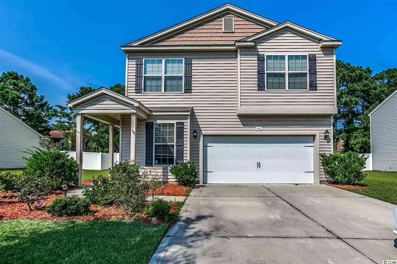 Detached MLS:1814719   650 Woodman Dr. Conway SC
