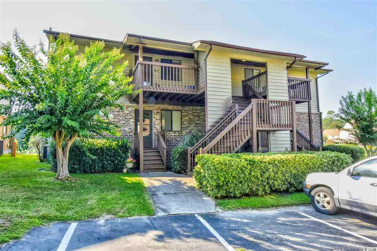 Lake/Pond View Condo in Island Green : Myrtle Beach South Carolina