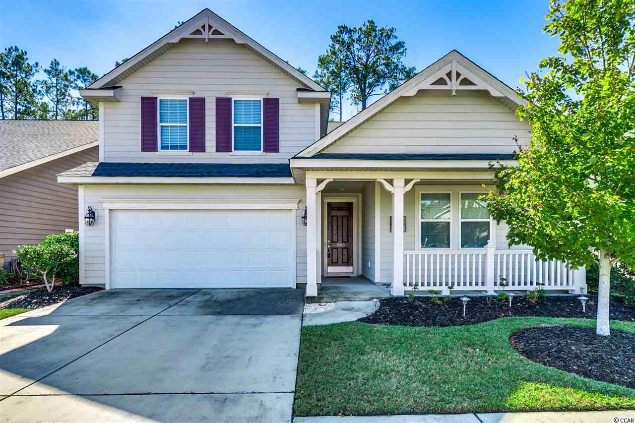 Detached MLS:1814735   1509 Culbertson Ave. Myrtle Beach SC