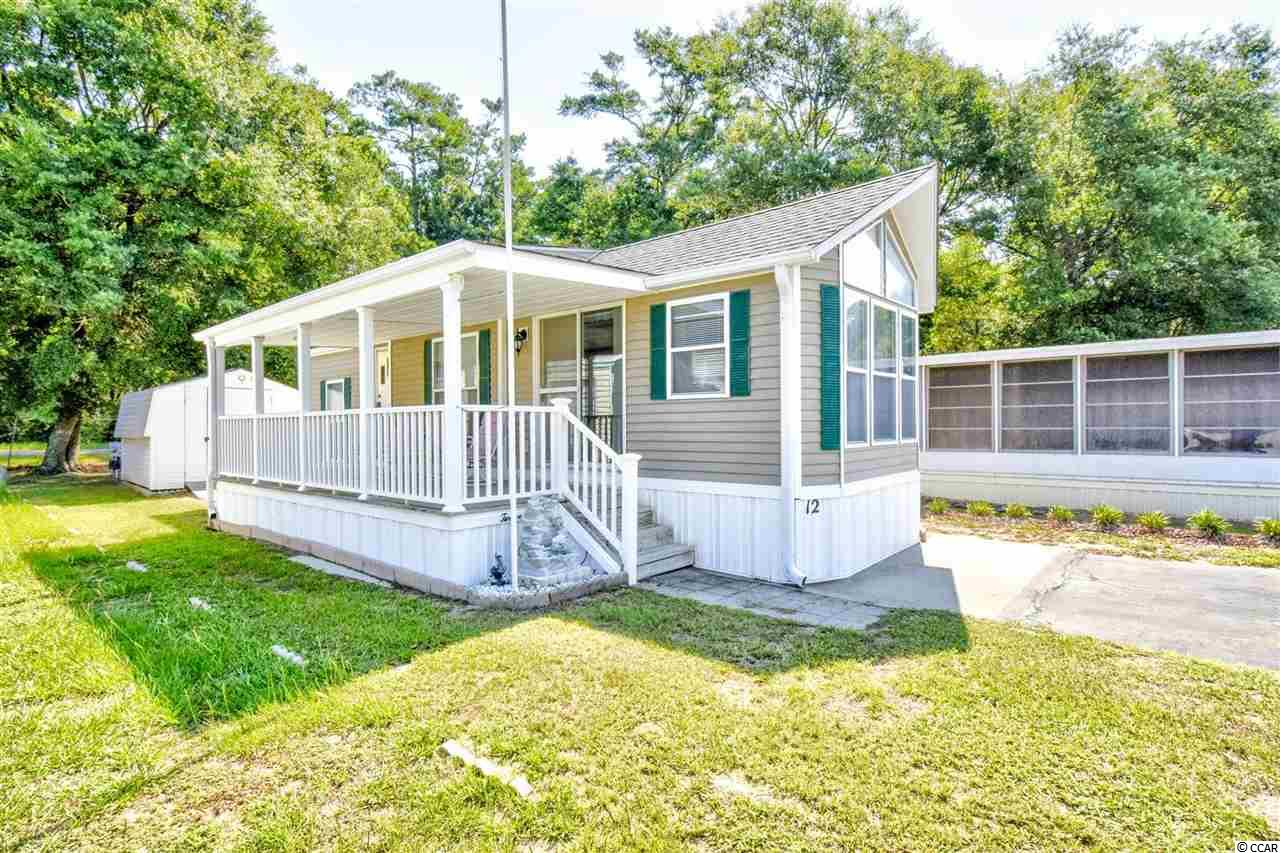 Manufactured with Land MLS:1814754   5400 Little River Neck Rd North Myrtle Beach SC