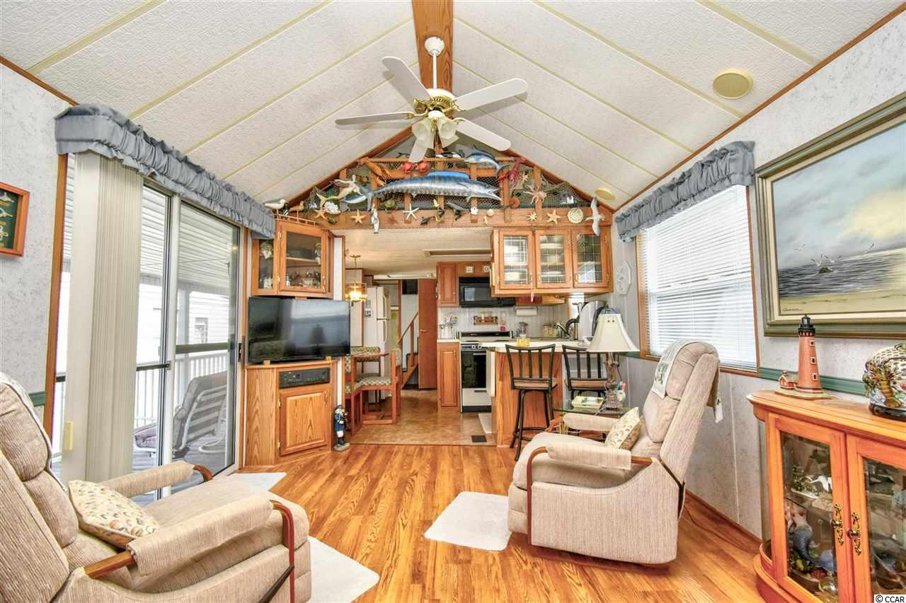 house for sale at  Myrtle Beach RV Resort at 5400 Little River Neck Rd. North Myrtle Beach, SC