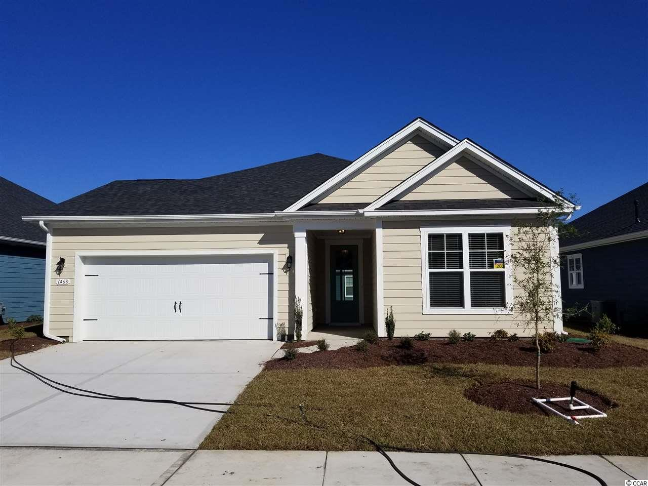 Detached MLS:1814782   1468 Parish Way Myrtle Beach SC