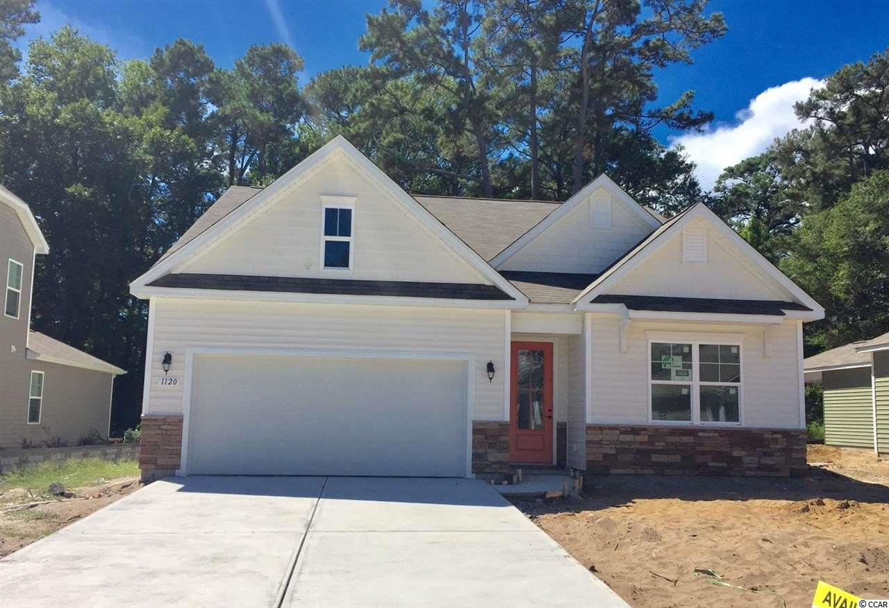 Detached MLS:1814785   1120 Inlet View Dr. North Myrtle Beach SC
