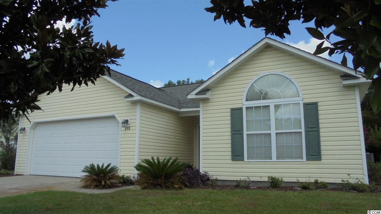 Detached MLS:1814826   498 W Perry Rd. Myrtle Beach SC
