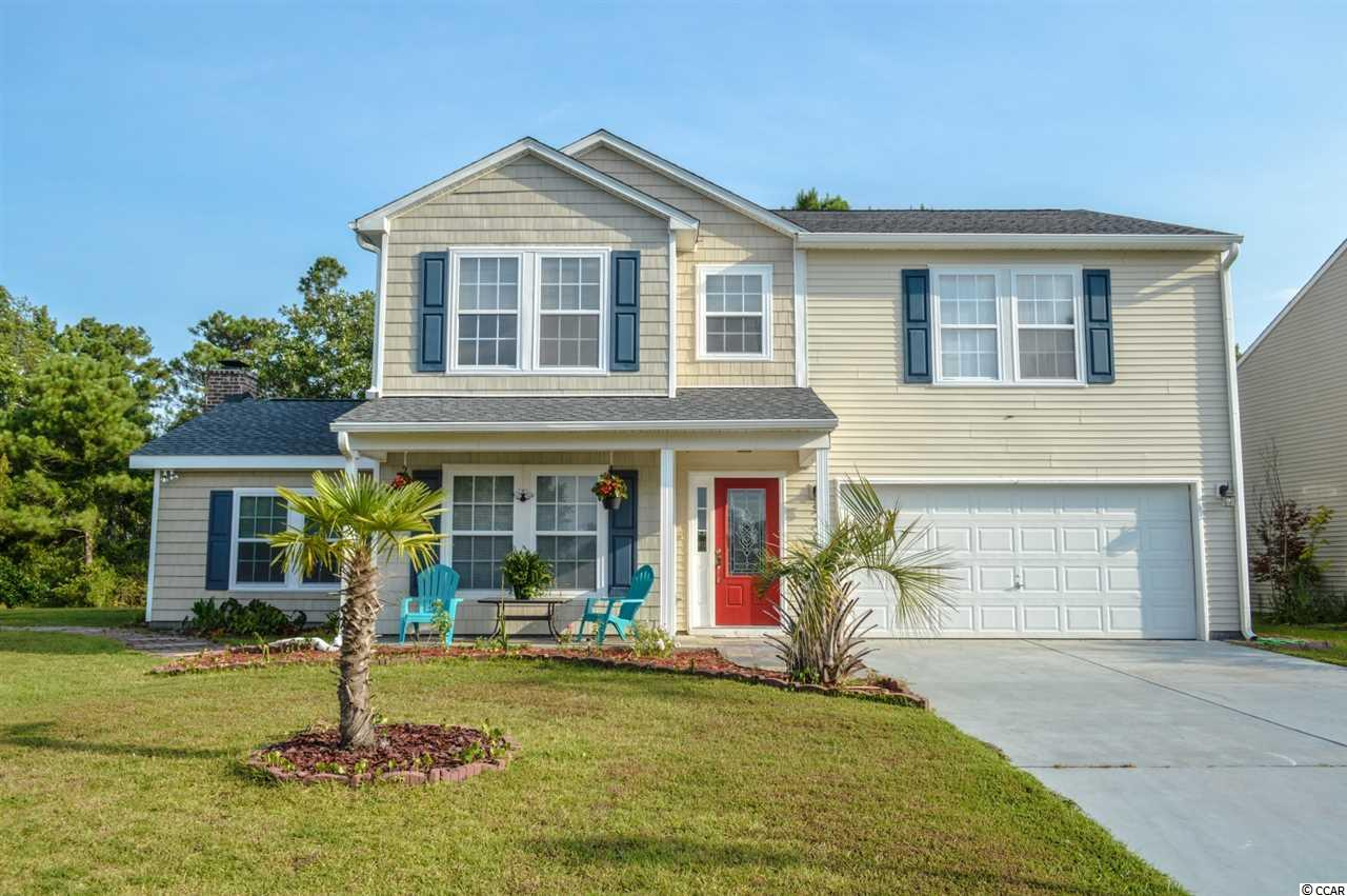 Detached MLS:1814828   970 Willow Bend Drive Myrtle Beach SC