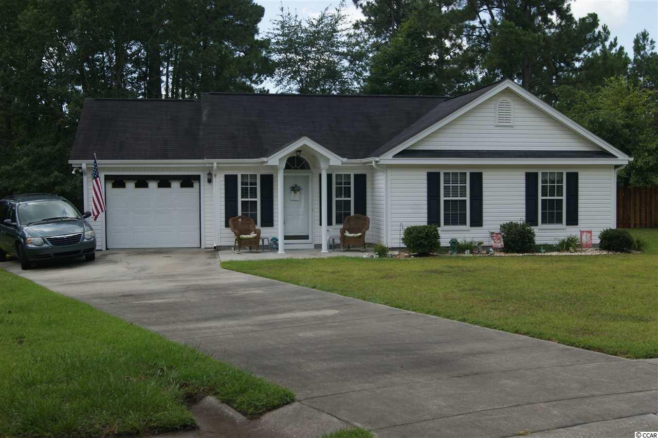 Detached MLS:1814830   4160 Pea Patch Covey Myrtle Beach SC