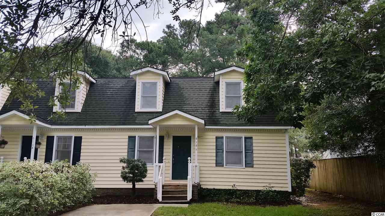 Semi-Detached MLS:1814836   618 B N 17th Ave. N Surfside Beach SC