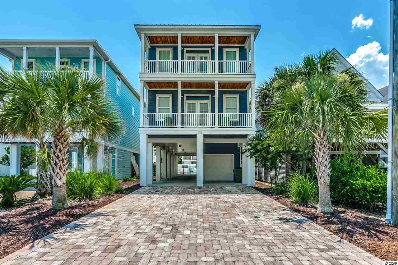 Detached MLS:1814844   113 B 13th Ave South Surfside Beach SC