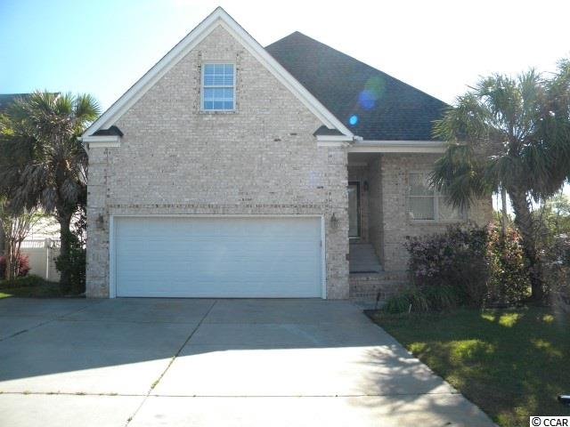 Detached MLS:1814875   2305 Tortuga Lane North Myrtle Beach SC