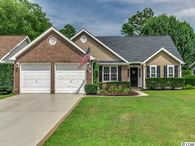 Detached MLS:1814900   4812 Southern Trail Myrtle Beach SC