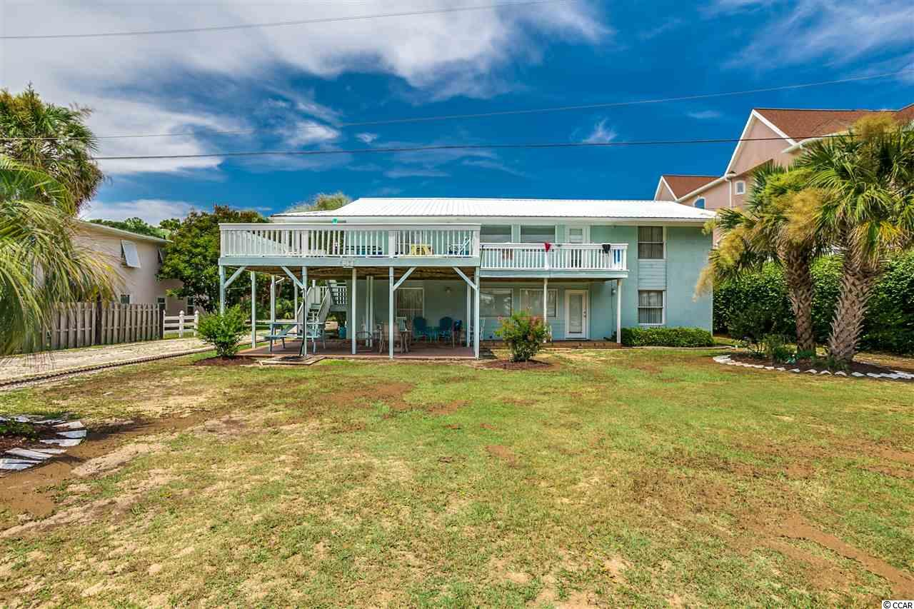 Detached MLS:1814921   4702 S Ocean Blvd Myrtle Beach SC