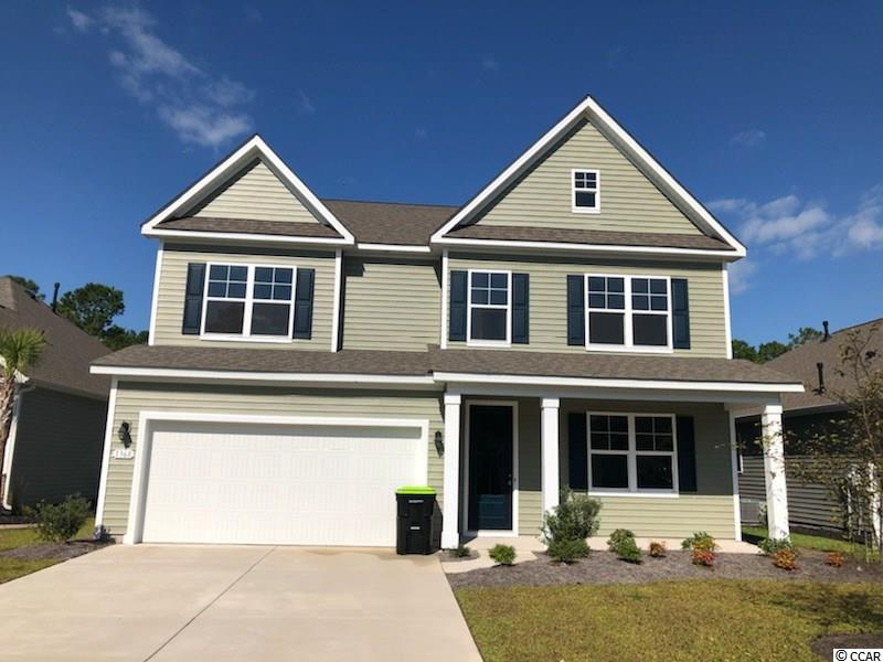 Detached MLS:1814930   1368 Reflection Pond Dr. Little River SC