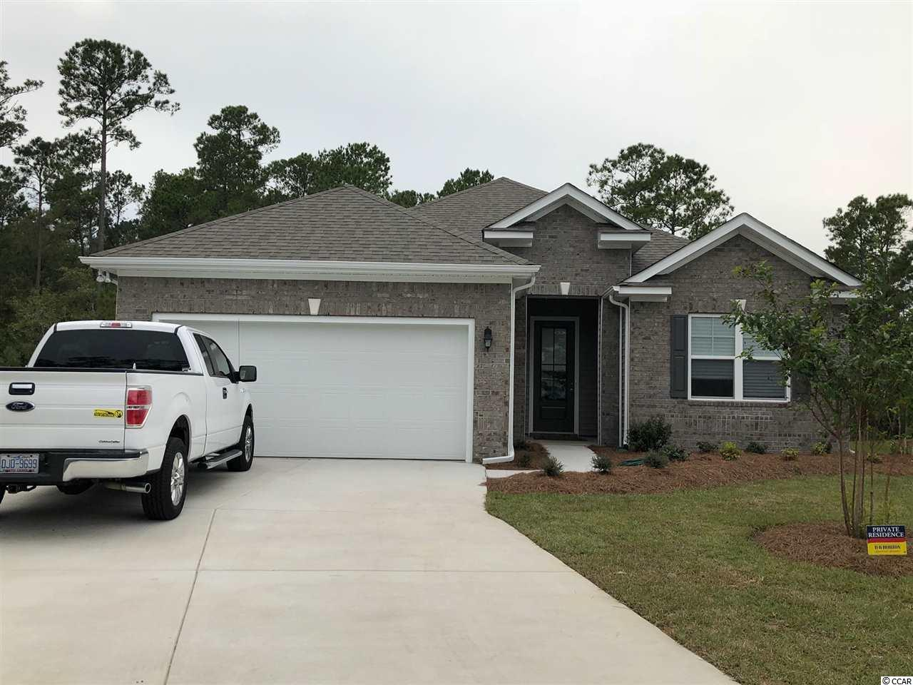 Detached MLS:1814934   1376 Reflection Pond Dr. Little River SC