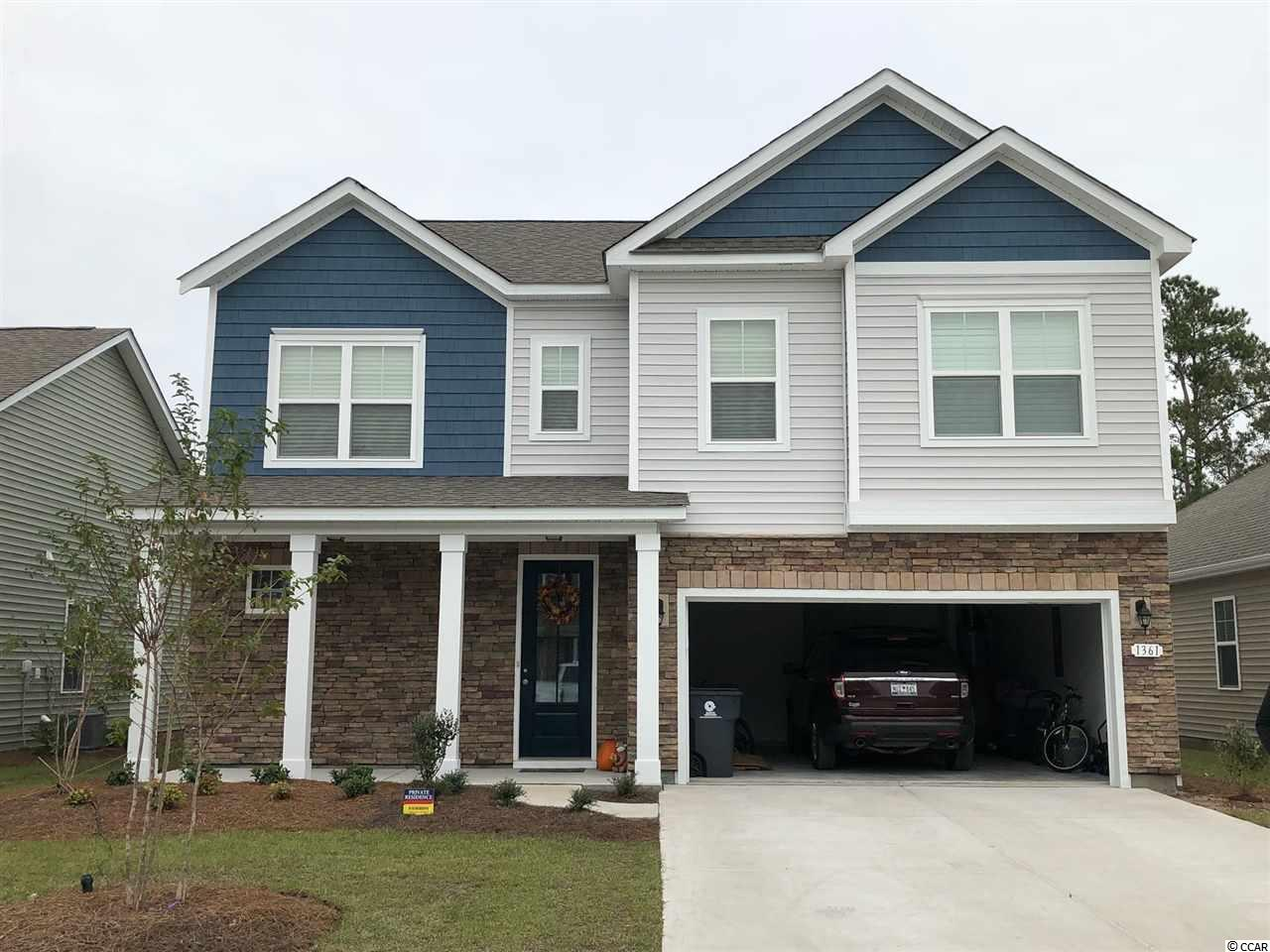Detached MLS:1814935   1361 Reflection Pond Drive Little River SC