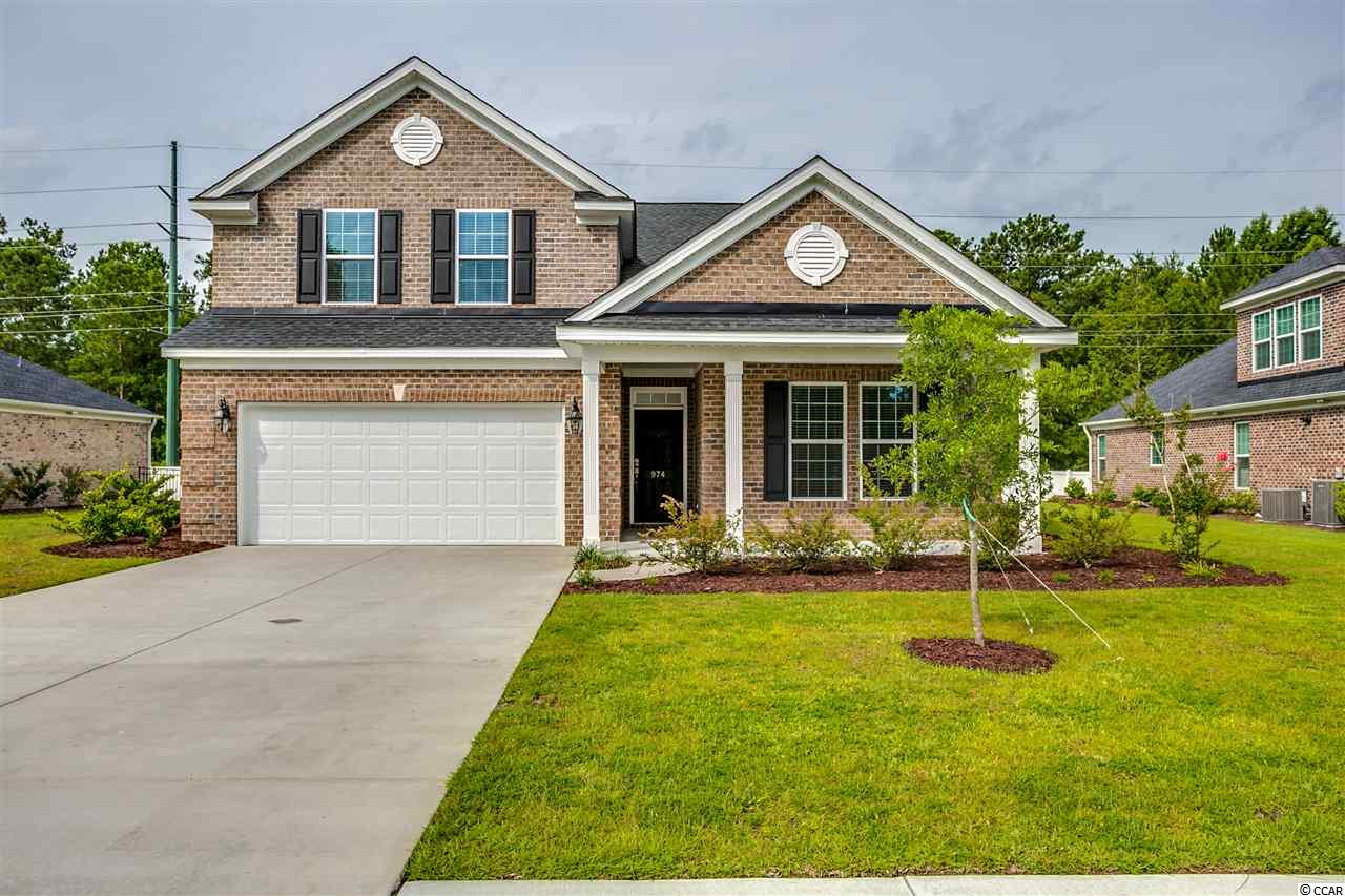 Detached MLS:1814975   974 Henry James Dr Myrtle Beach SC