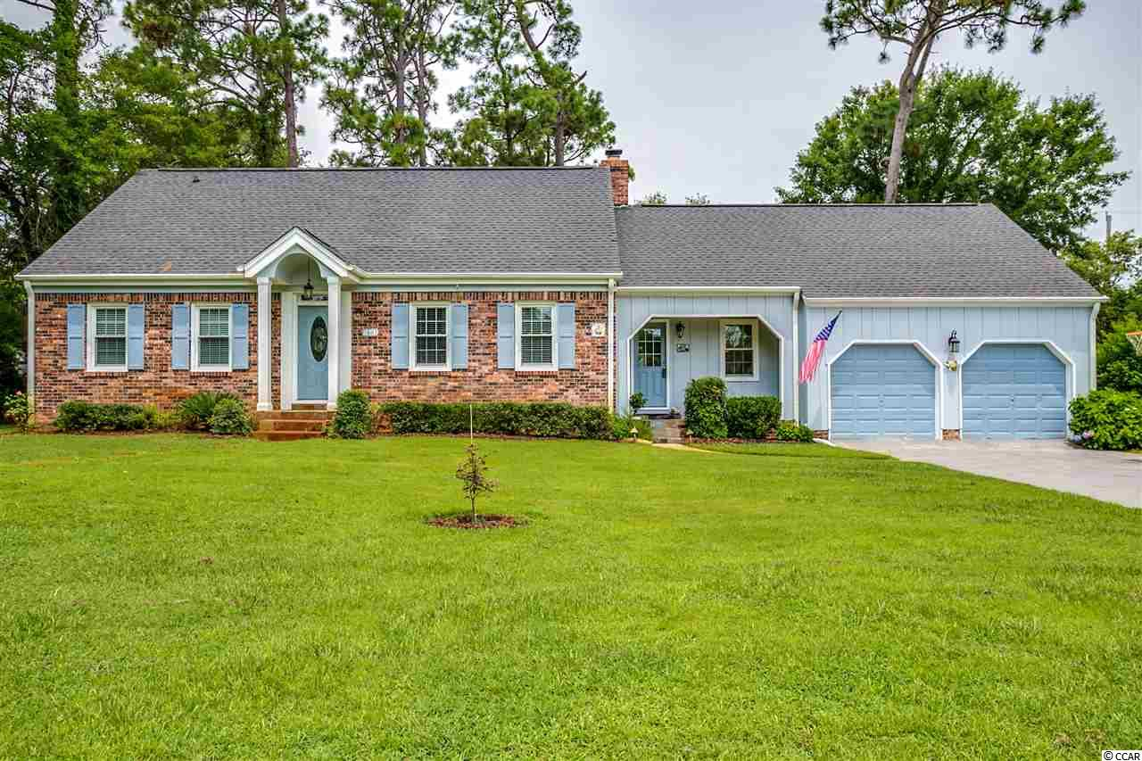 Detached MLS:1814980   7607 Glenwood Dr. Myrtle Beach SC