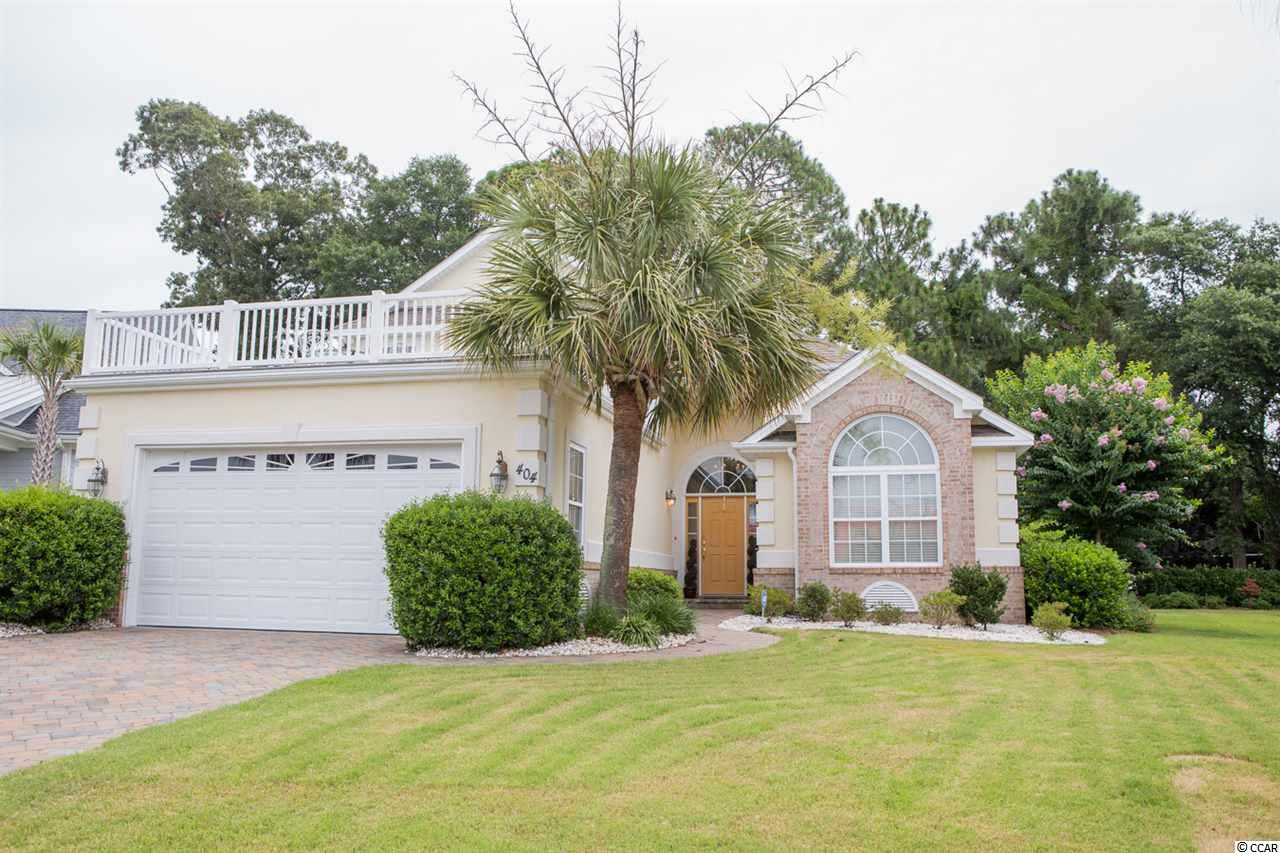 Detached MLS:1815007   404 Ocean Pointe Ct. North Myrtle Beach SC