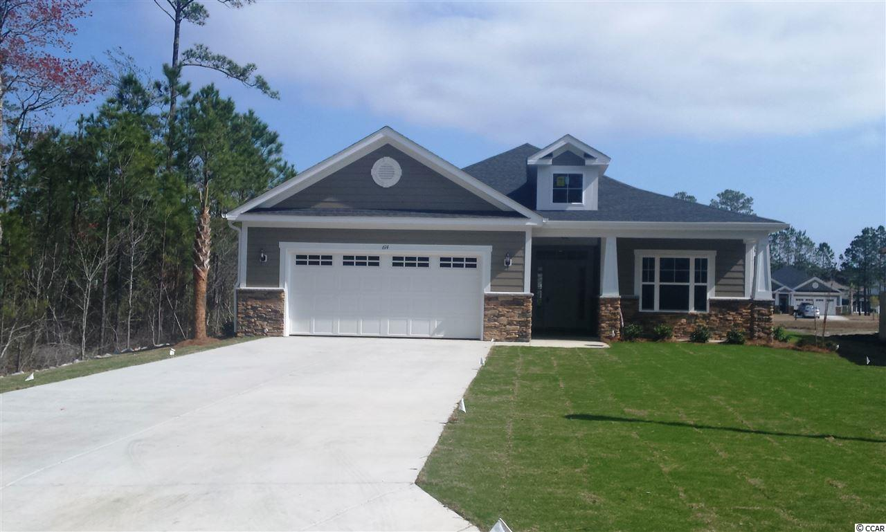 Detached MLS:1815013   641 Elmwood Circle Murrells Inlet SC