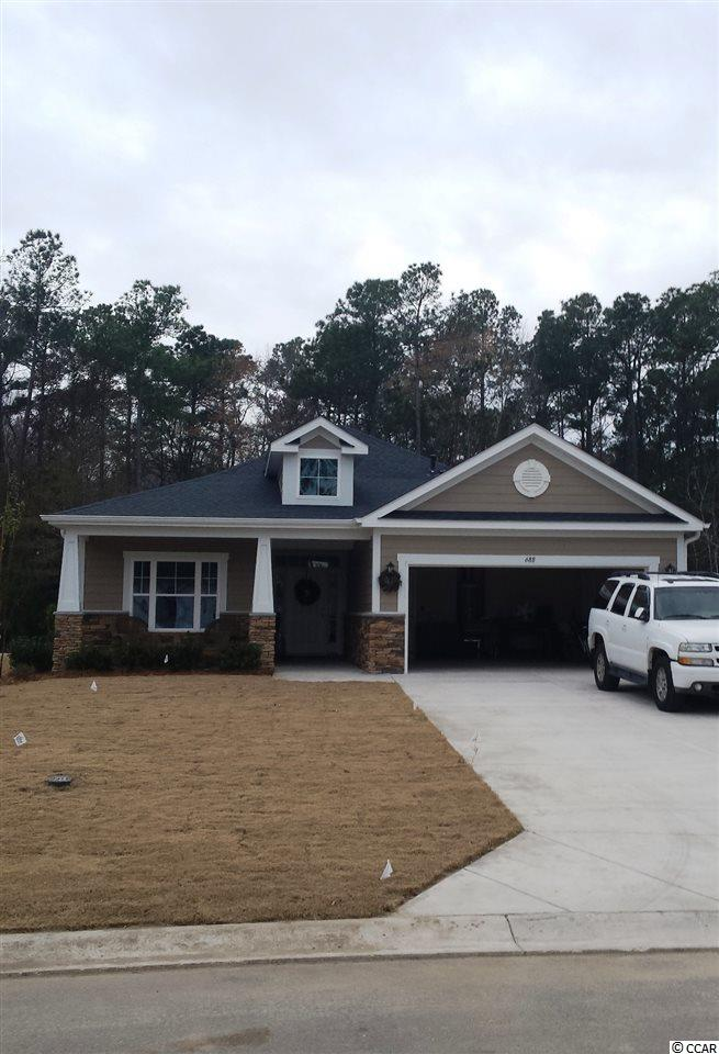 Detached MLS:1815014   688 Elmwood Circle Murrells Inlet SC