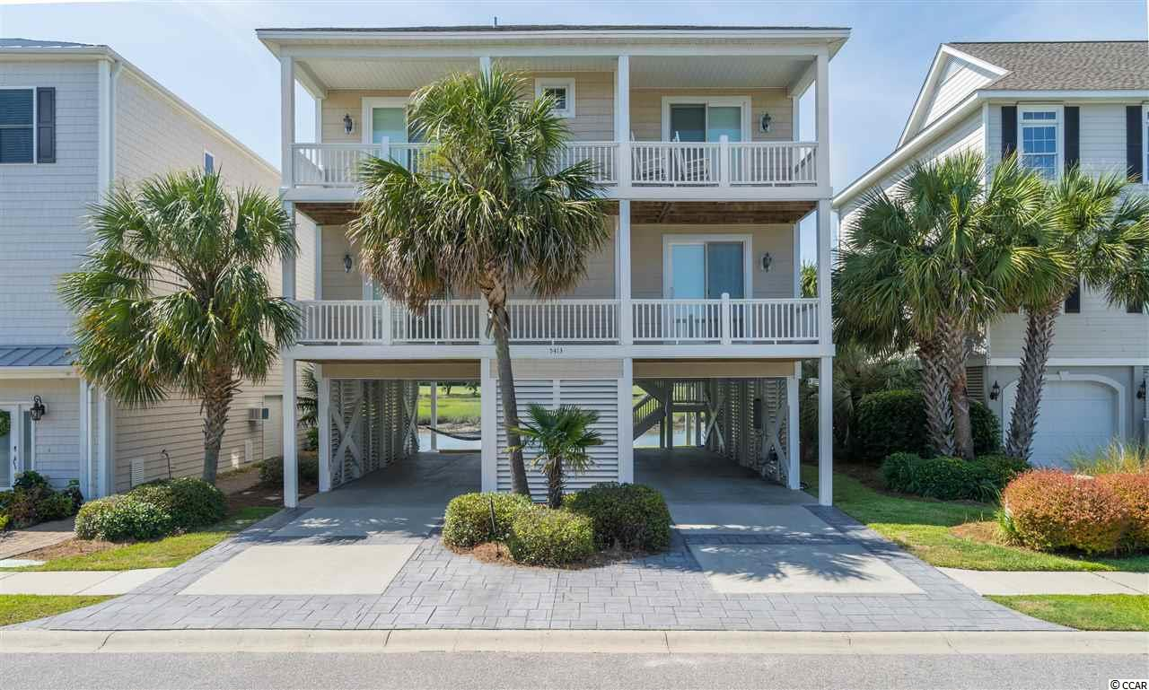 Detached MLS:1815019   5413 Heritage Dr. North Myrtle Beach SC