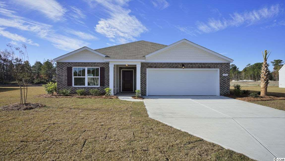 Detached MLS:1815030   2849 Ophelia Way Myrtle Beach SC