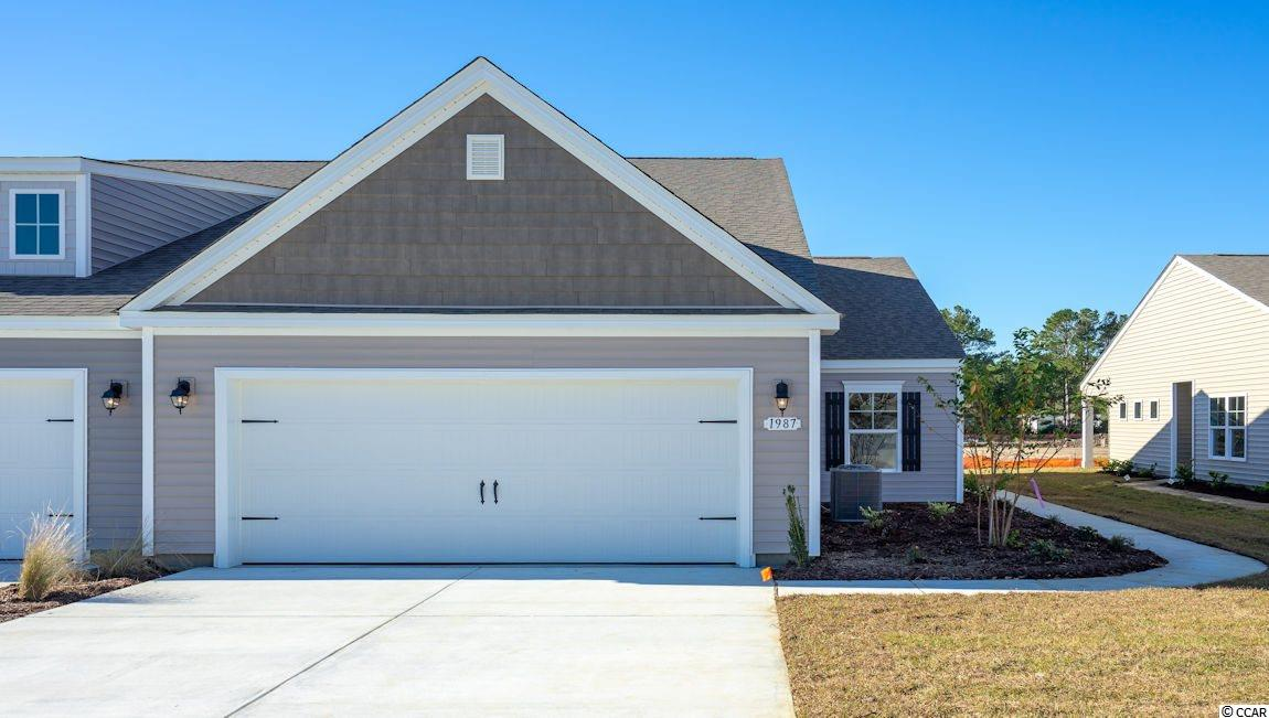 Semi-Detached MLS:1815069   1987 Coleman Lake Drive Calabash NC