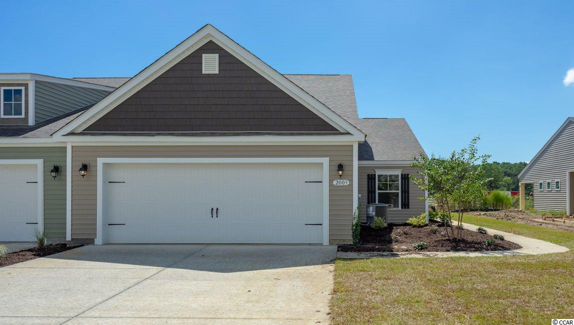 Semi-Detached MLS:1815076   2003 Coleman Lake Drive Calabash NC